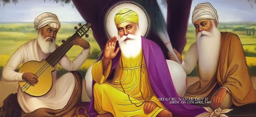 Image result for guru nanak dev