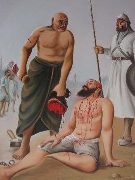 Shaheed Bhai Taru Singh