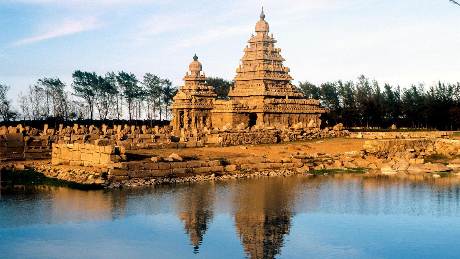 Image result for shore temple