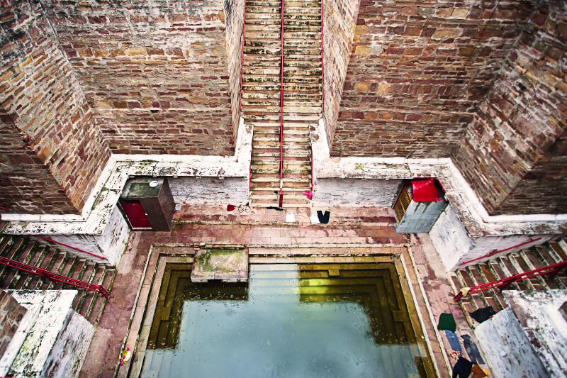 Stepwell Lolark Kund, Varanasi, Uttar Pradesh. Best estimate: c. 1000