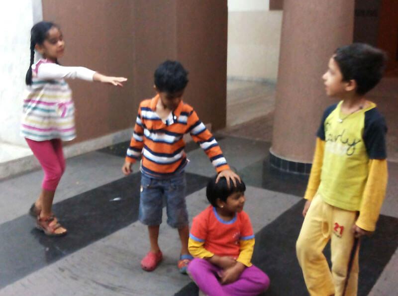 traditional indian game Vish Amrit