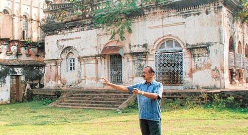Seraikela Palace