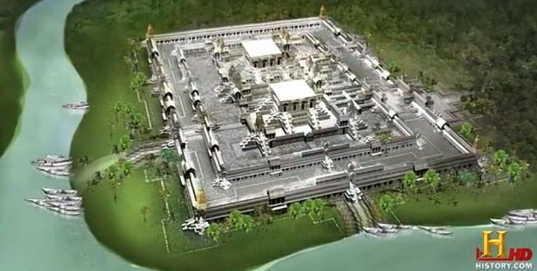 Ancient Dwarka