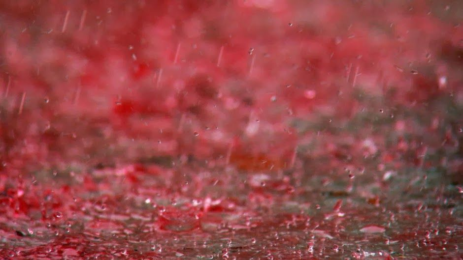 Red rain kerala