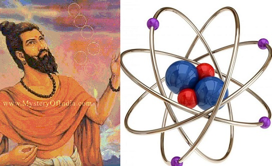 Sage Kanada - Father of Atom Theory