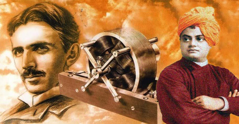 Nikola Tesla and Swami Vivekananda
