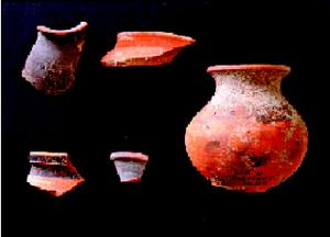 Harappan Pottery