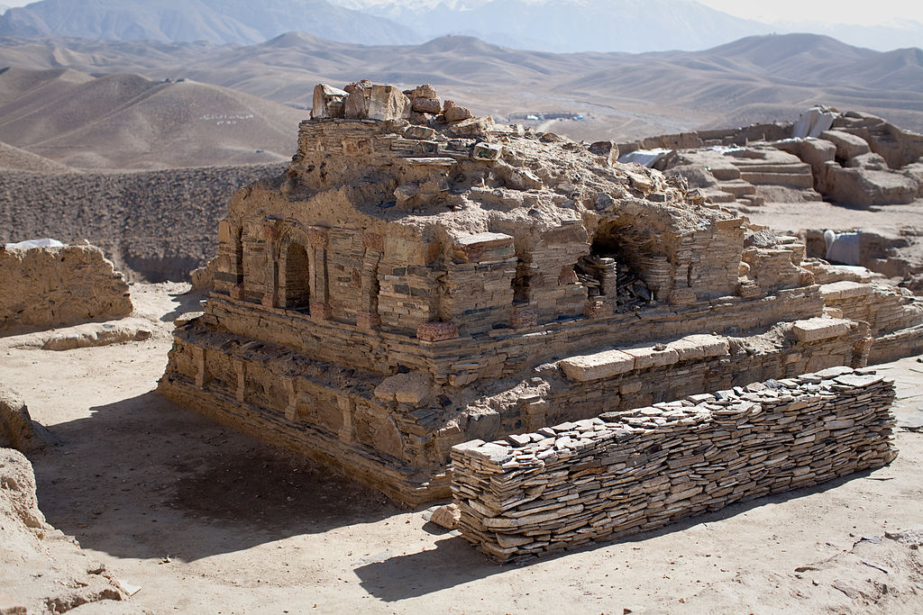 pre-islamic hindu and buddhist heritage of afghanistan
