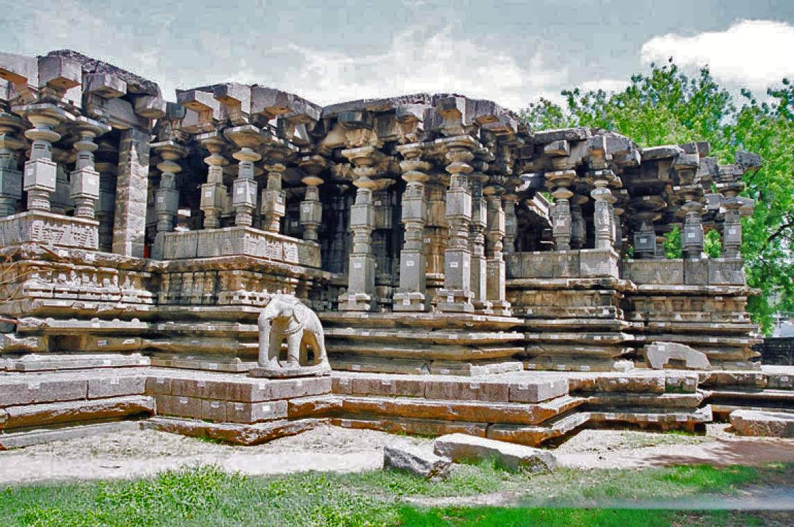 Thousand Pillar Temple Warangal