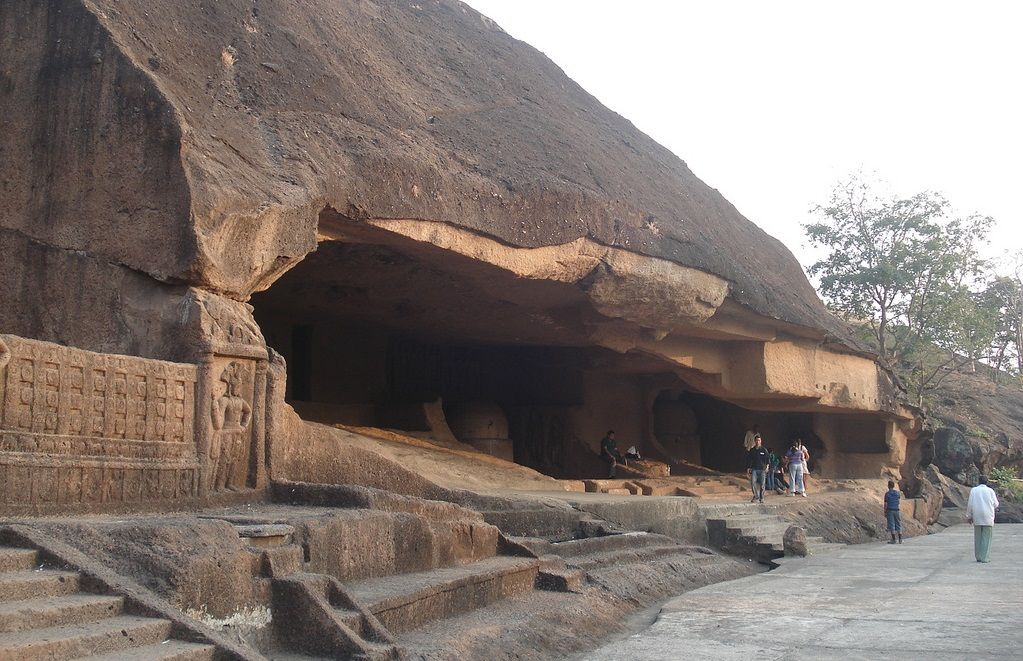 Seven Ancient Buddhist Caves Discovered In Mumbai