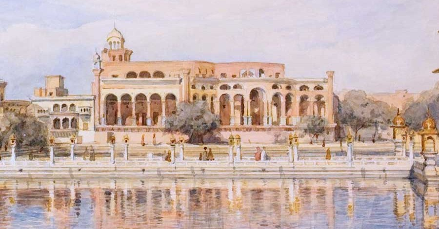 lost palace, Golden Temple