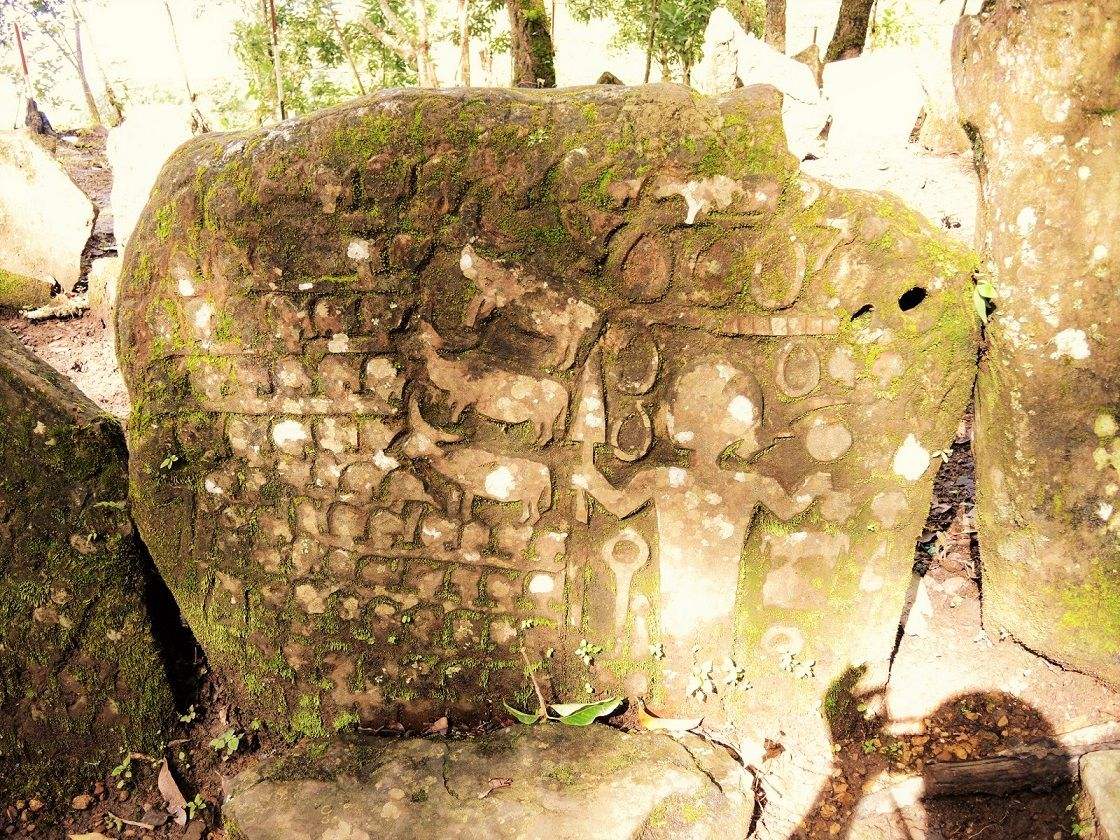 Archeologists Stumble across ruins of a Forgotten Civilization in Mizoram