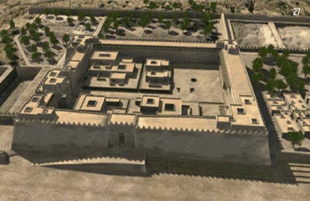Reconstruction of Dholavira