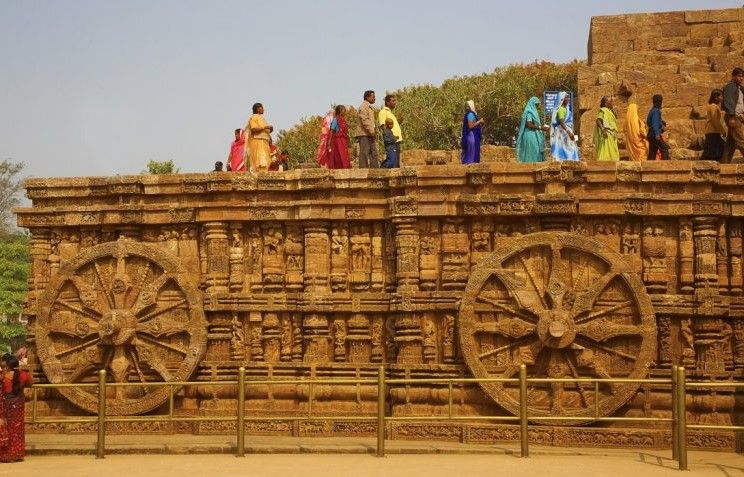 Konark Temple Wheels