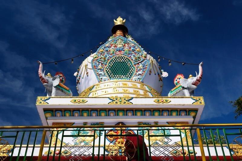 Namgyalma Stupa, Dharamsala