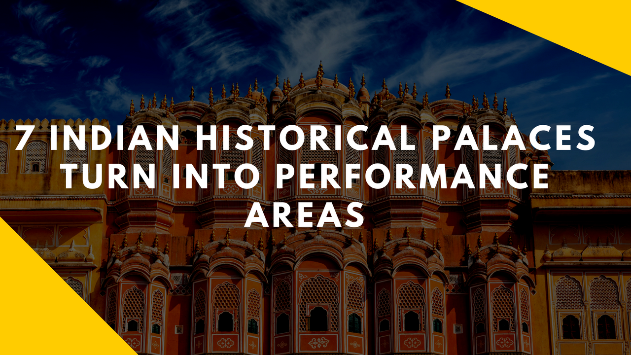 indian Historical Palaces