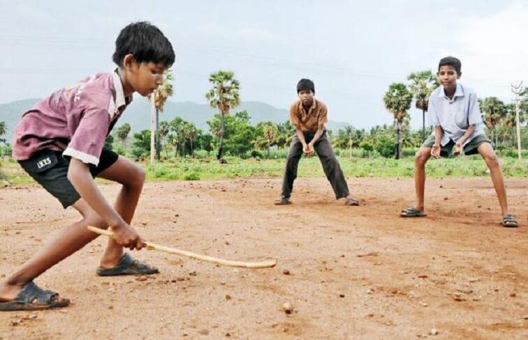 traditional indian game Gilli Danda