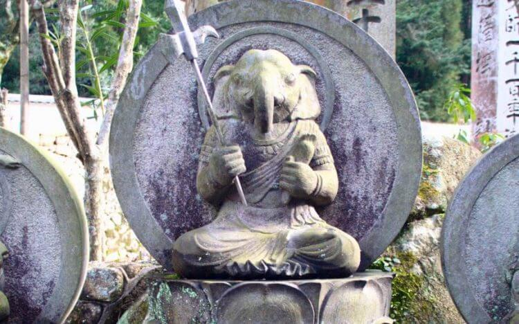 Kangiten - japanese versione of Ganesha