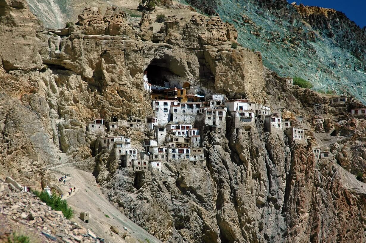 Phugtal Monastery, Zanskar valley, India