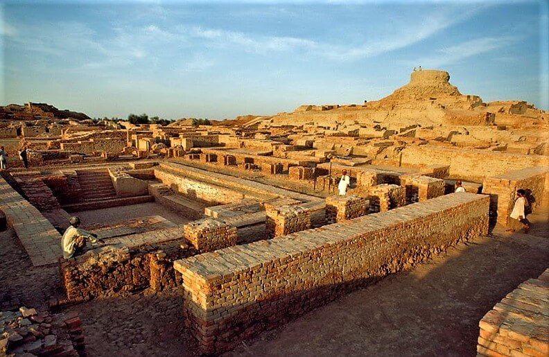 Ruins of Mohenjo Daro