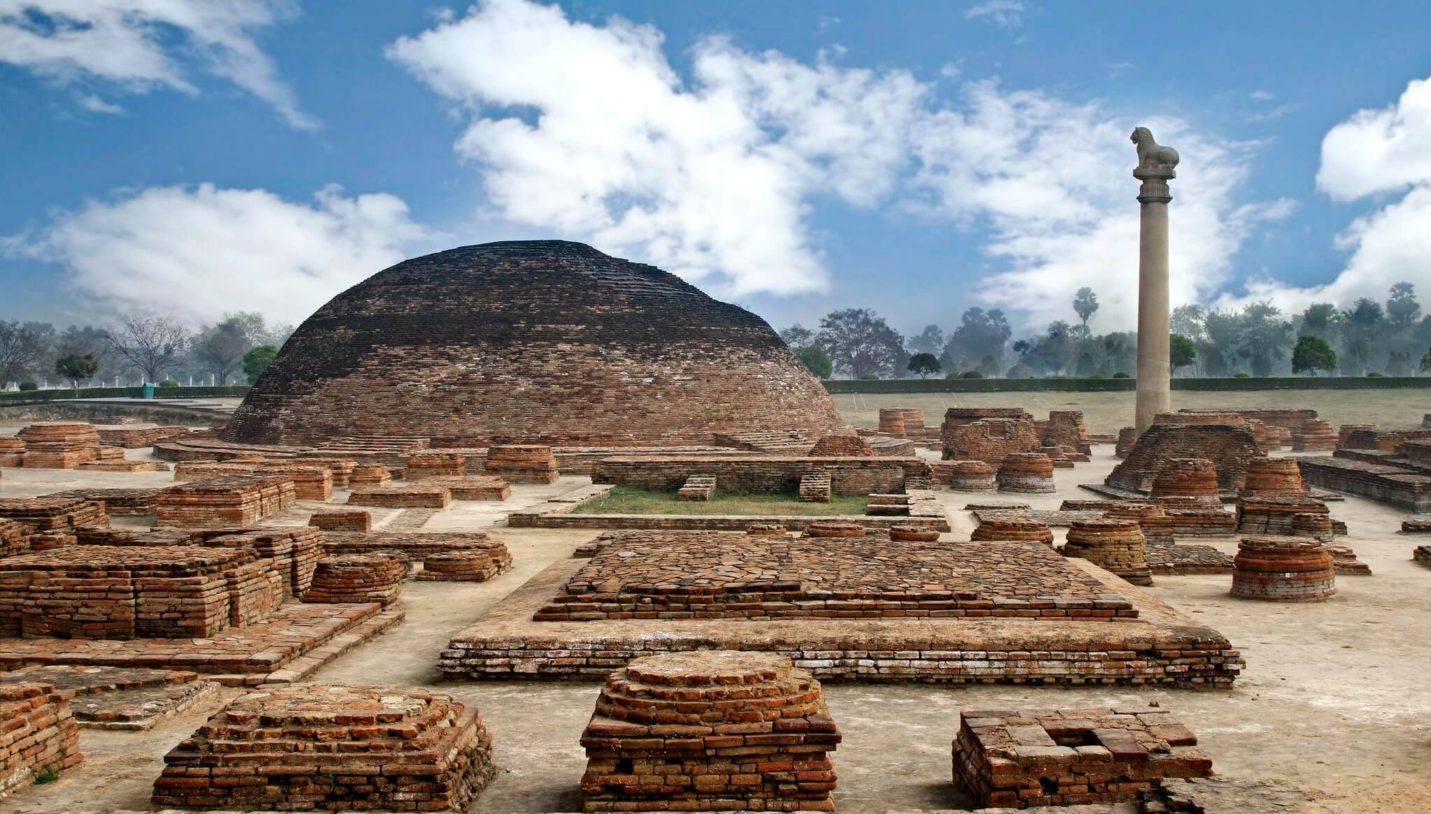 Ruins of Vaishali – World's First Republic