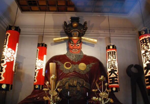 enma - japanese versione of Yama