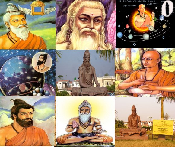 ancient India sages and rishi